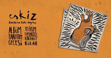 Bu hafta Kulüp Külah'ta dört konser var!