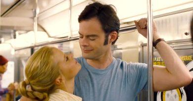 """Amy Schumer'ın yazdığı """"Trainwreck"""" filminden ilk görüntüler"""