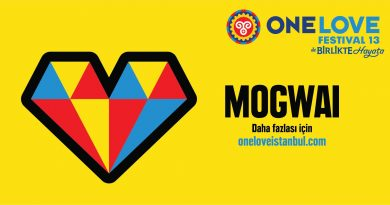 Mogwai de One Love Festival 13'te sahne alacak!