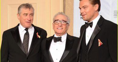 Martin Scorsese, Leonardo DiCaprio, Brad Pitt ve Robert De Niro kısa film projesi için bir arada!