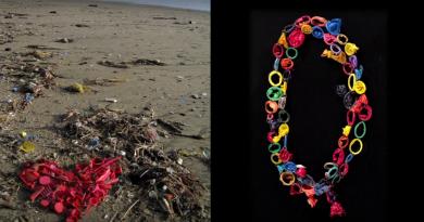 """Günün kısası: """"One Plastic Beach"""""""