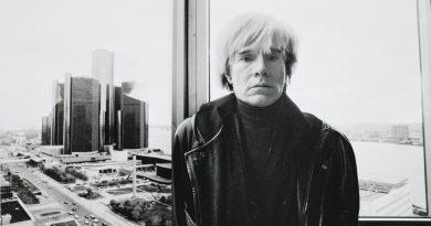Ölüm yıl dönümünde, karakter olarak yer aldığı 5 filmle: Andy Warhol