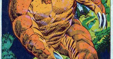 """F4'a 6 gün kala: Marvel evrenine bir şaka sonucu giren karakter """"Armadillo"""""""