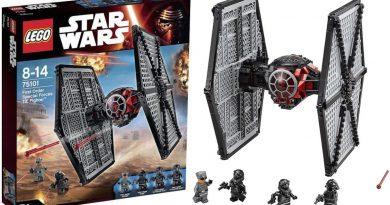 """LEGO'nun """"Star Wars: The Force Awakens"""" setinden ilk görüntüler!"""