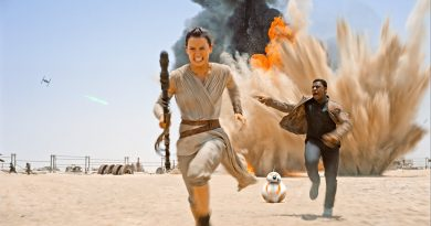 """""""Star Wars: The Force Awakens""""tan kısacık bir sahne yayınlandı"""