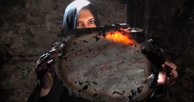 Zaina Erhaim'in Suriye'de mücadele eden kadınları anlatan filmi tamamlandı
