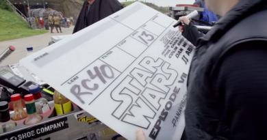 """""""Star Wars: The Force Awakens""""ın kamera arkası görüntüleri yayınlandı"""