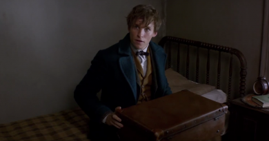 """Harry Potter"" spin-off'u ""Fantastic Beasts And Where To Find Them""in ilk fragmanı huzurlarınızda"