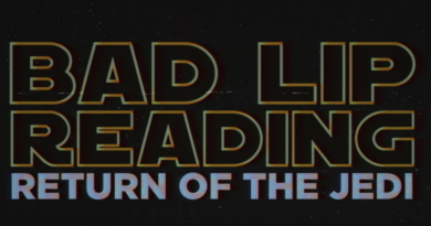 "Bad Lip Reading serisinin yeni konuğu ""Star Wars"""