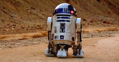 Star Wars'un droid'leri TIME kapağında!