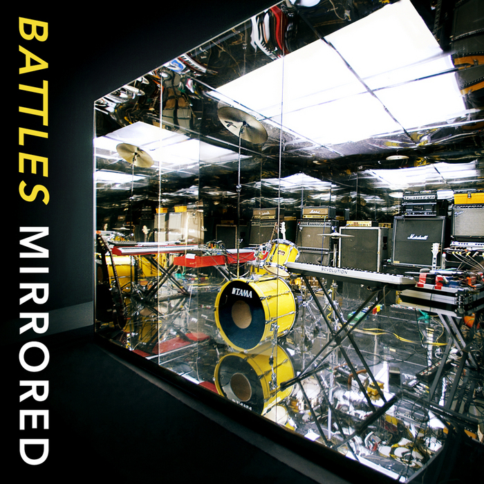 Battles – Mirrored
