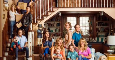 """""""Fuller House""""tan tam kadro yeni teaser"""