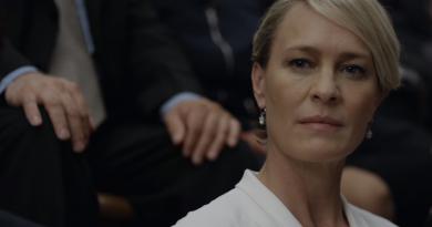"""""""House Of Cards""""ın dördüncü sezonundan yeni görüntüler"""