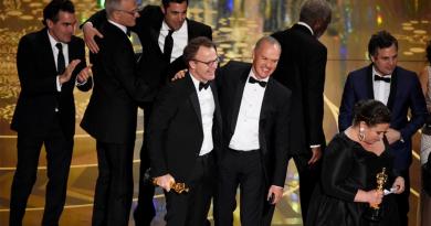 """88. Oscar Ödülleri'nde büyük ödül """"Spotlight""""ın"""