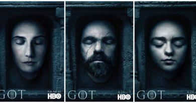 """""""Game Of Thrones""""un yeni sezonundan karakter posterleri"""