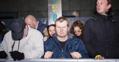 BAFTA Ödül Töreni'ne alışılmadık bir açıdan bakın