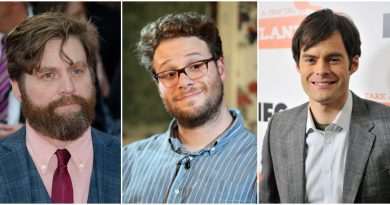 """Zach Galifianakis, Seth Rogen ve Bill Hader, """"The Something""""de rol alıyor"""