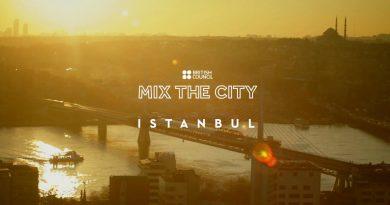 """İstanbullu müzisyenlerin yer aldığı interaktif proje """"Mix the City"""" ile tanışın"""