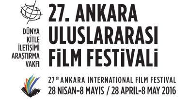 27. Ankara Uluslararası Film Festivali, 28 Nisan – 8 Mayıs arasında gerçekleşecek