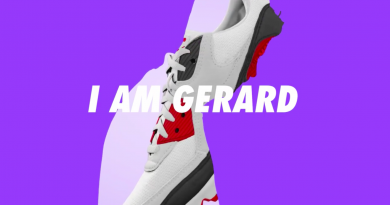 Gerard Pique'nin Nike ID'si ile tanış!