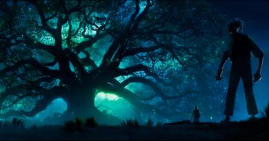 """Spielberg'in Roald Dahl uyarlaması """"The BFG""""den yeni görüntüler"""