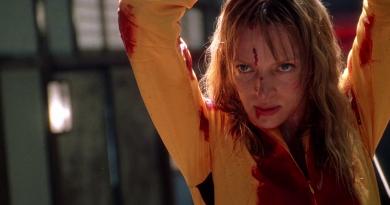 Tarantino filmlerinden ağır çekim sahneleri bir arada