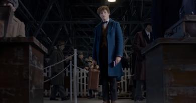 """Harry Potter"" spin-off'u ""Fantastic Beasts""ten bir fragman daha"