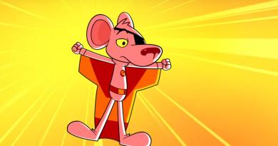 """Netflix ekranlarında geri dönecek olan """"Danger Mouse""""tan yeni fragman"""