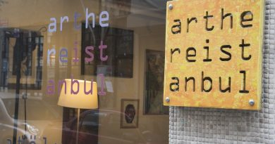 Artistic creativity that transcends war and political rivalries: ArtHere