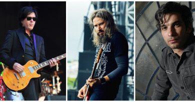 QOTSA, Mastodon ve At The Drive In üyeleri bir arada: Gone Is Gone