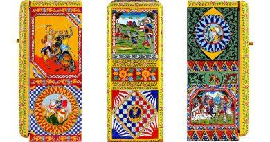 Dolce & Gabbana tasarımı Smeg buzdolabı koleksiyonu