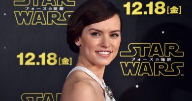 "Daisy Ridley, Marielle Heller'ın ""Kolma"" filminde rol alacak"