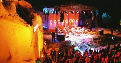 Güzel müzik, güzel mekânlar, güzel fikirler: Cappadox Festivali