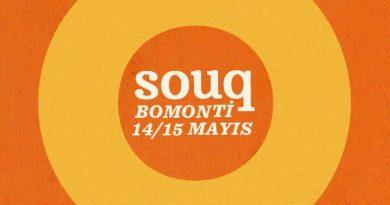 Souq, bu hafta sonu Bomontiada'da