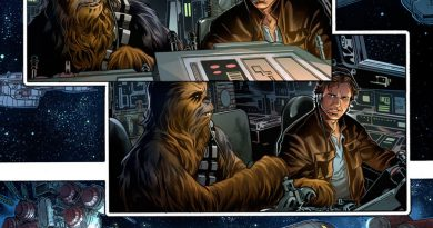 """Marvel'ın """"Han Solo"""" çizgi romanından ilk sayfalar görücüye çıktı"""