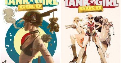 """Titan Comics'ten yeni bir """"Tank Girl"""" serisi geliyor"""