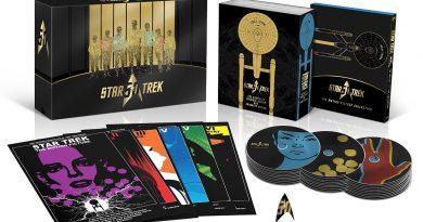 """""""Star Trek"""" 50. yıl özel seti"""