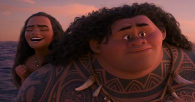 """Disney animasyonu """"Moana""""dan bir fragman daha"""