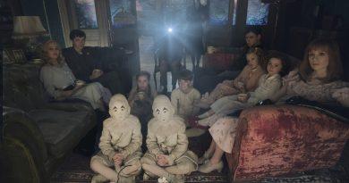 "Tim Burton'dan ""Miss Peregrine's Home For Peculiar Children""a dair açıklamalar"
