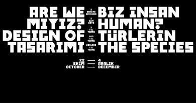 3. İstanbul Tasarım Bienali, 22 Ekim'de başlıyor