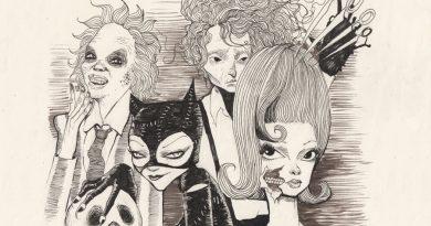 Birbirinden garip 5 karakteriyle: Tim Burton