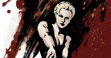 Warren Ellis ve Colleen Doran'dan yeni bir dijital çizgi roman serisi geliyor