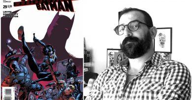 """İCAF'taki söyleşisi öncesinde Yıldıray Çınar'la konuştuk: """"Çizgi romanlara ilgim Conan ile başladı"""""""