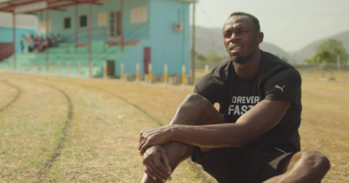 "Usain Bolt belgeseli ""I Am Bolt""tan fragman"