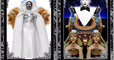 80'ler ve New Wave Temalı Tarot Seti