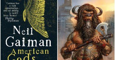 """Dark Horse, Neil Gaiman'ın """"American Gods"""" romanını 27 bölümlük bir çizgi roman serisine uyarlıyor"""