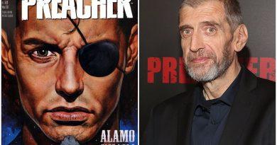 """""""Preacher""""ın yaratıcılarından Steve Dillon, 54 yaşında hayatını kaybetti"""