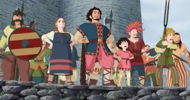 """Studio Ghibli'nin ilk televizyon dizisi """"Ronia the Robber's Daughter"""", İngilizce olarak Amazon'da yayınlanacak"""