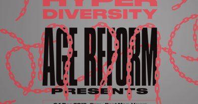 """Age Reform, """"Hyper Diversity"""" projesiyle 4 Aralık Pazar akşamı Bant Mag. Havuz'da"""