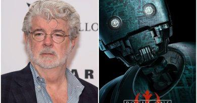 "George Lucas'tan ""Rogue One: A Star Wars Story""ye övgü"